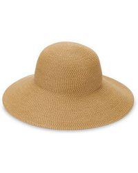 Eric Javits - Hampton Straw Sun Hat - Lyst
