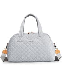 MZ Wallace - Oxford Jimmy Quilted Mini Duffle - Lyst