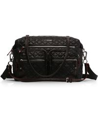MZ Wallace - Quilted Crossbody Traveler Bag - Lyst