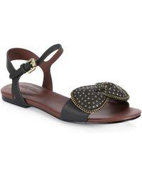 See By Chloé - Clara Flat Sandals - Lyst