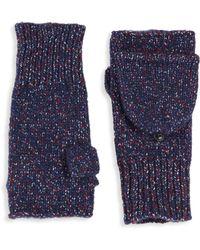 Rag & Bone - Cheryl Wool-blend Fingerless Gloves - Lyst