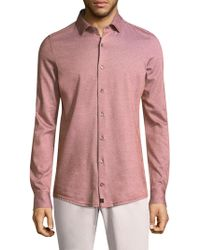 Strellson - Santos Button-down Shirt - Lyst