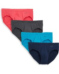 2xist - Four-pack Essential Bikini Briefs - Lyst