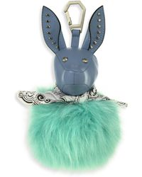 Kendall + Kylie | Bambi Faux Fur Dog Bag Charm | Lyst