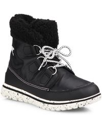Sorel - Cozy Carnival Nylon & Fleece Boots - Lyst