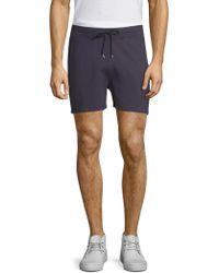 A.P.C. - Havana Cotton Shorts - Lyst
