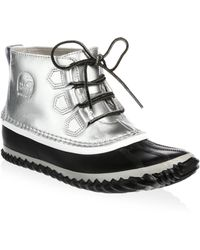 Sorel - Out N' About Rain Boots - Lyst