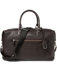 Polo Ralph Lauren - Pebbled Duffel Bag - Lyst