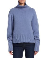 Khaite - Wallis Cashmere Turtleneck Sweater - Lyst