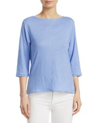 Clearance Order Majestic Filatures Woman Mélange Cotton And Cashmere-blend Tank Storm Blue Size 3 Majestic Filatures Cheap Price Footlocker Finishline For Sale Discount 2018 New Buy Cheap The Cheapest brOB4onPDK