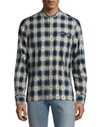 Ovadia And Sons - Crosby Button-down Shirt - Lyst