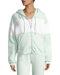 Wildfox - Marquis Colorblock Hoodie - Lyst