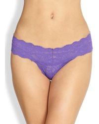 Cosabella | Cutie Low-rise Thong | Lyst