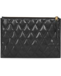 Givenchy - Medium Quilted Gv3 Pouch - Lyst
