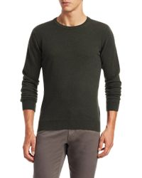 Saks Fifth Avenue - Collection Crewneck Cashmere Sweater - Lyst
