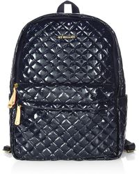 MZ Wallace - Metro Quilted Backpack - Lyst