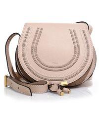 Chloé - Marcie Small Crossbody Bag - Lyst