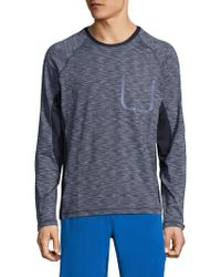 Mpg - Performance Space Dye Pullover - Lyst