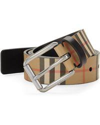Burberry - Mark 35 Slim Belt - Lyst