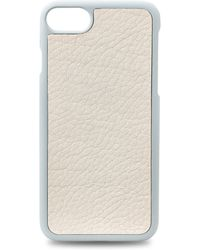 Gigi New York - Pebbled Leather Iphone 7 Case - Lyst