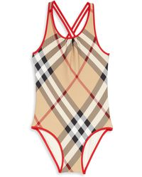 Burberry - Little Girl's & Girl's One-piece Swimsuit - Lyst