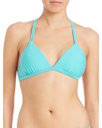 Basta Surf - Aroa Reversible String Bikini Top - Lyst