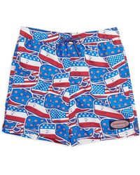 Vineyard Vines - Little Boy's & Boy's Chappy Swim Trunks - Lyst