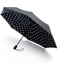 Saks Fifth Avenue - Logo Umbrella - Lyst
