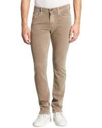 PAIGE | Federal Slim-fit Jeans | Lyst