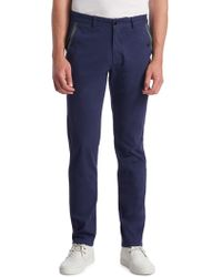 Madison Supply - Slim-fit Trousers - Lyst