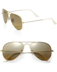 Ray-Ban   Original Aviator Sunglasses   Lyst
