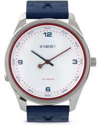Kyboe - Evolve Series Liberty Stainless Steel Strap Watch - Lyst