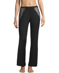 Cosabella | Preta Sleep Lace-trimmed Pants | Lyst