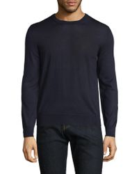 Corneliani - Silk Blend Sweater - Lyst