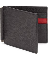 Saks Fifth Avenue - Money Clip Wallet - Lyst