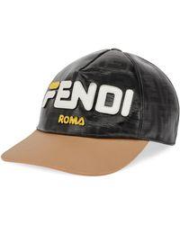 Fendi - Mania Baseball Cap - Lyst