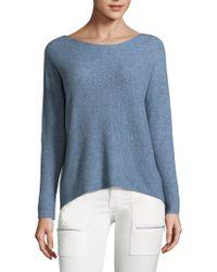 Joie - Kerenza Cashmere Rib-knit Jumper - Lyst