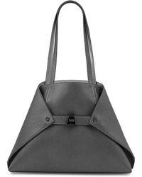 Akris - Ai Small Reversible Shoulder Bag - Lyst