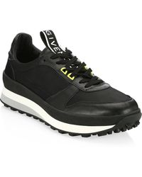 Givenchy - Tr3 Leather Sneakers - Lyst