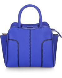 Tod's - Sella Leather Mini Bag - Lyst