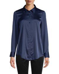 Eileen Fisher - Button-down Shirt - Lyst