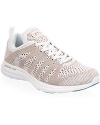 Athletic Propulsion Labs - Techloom Pro Cashmere Trainers - Lyst
