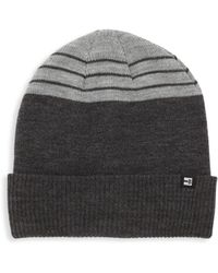 Block Headwear - Striped Block Beanie - Lyst