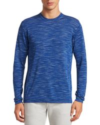Saks Fifth Avenue - Collection Space Dye Sweater - Lyst
