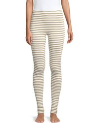 Maison Du Soir - Madrid Stripe Pants - Lyst