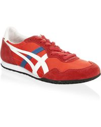 Onitsuka Tiger - Serrano Lace-up Trainers - Lyst