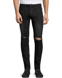 Ovadia And Sons - Os1 Distressed Denim Trousers - Lyst