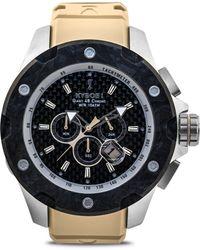 Kyboe - Desert Alpha Camel Chronograph Watch - Lyst