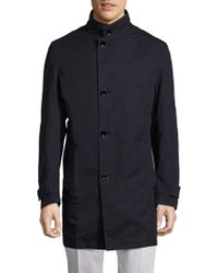 Strellson - Sonik Car Coat - Lyst