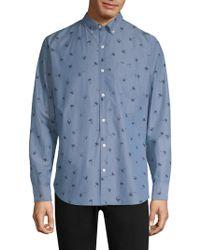Bonobos - Slim-fit Button Down Shirt - Lyst